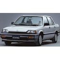 1980-1983 Civic - 2da gen.
